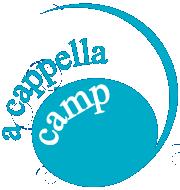 A Cappella Camp 2018 Logo