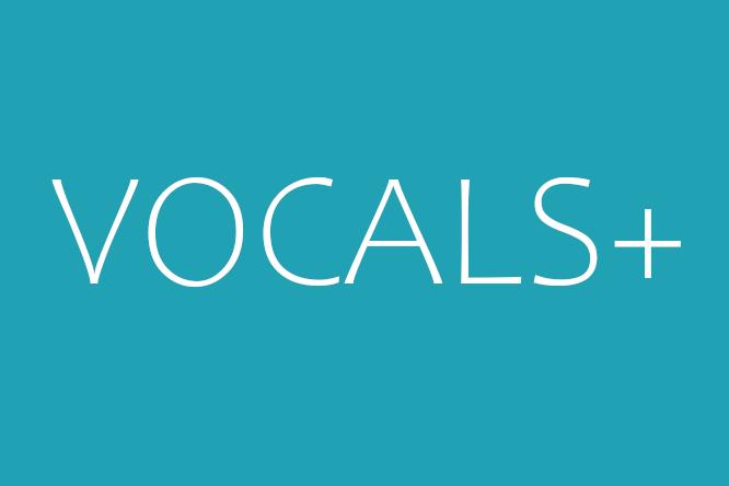 Vocals+